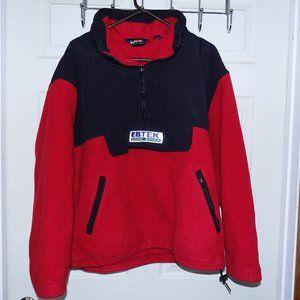 Vtg Eddie Bauer EBTEK Fleece Jacket
